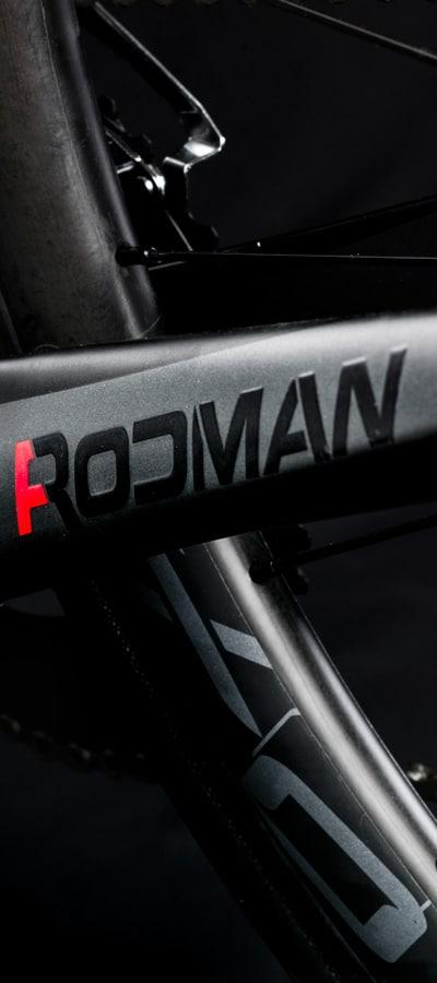 RODMAN RAZOR, bicicletta da corsa in carbonio