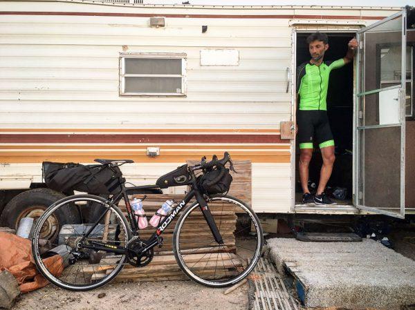 coast to coast america bicicletta