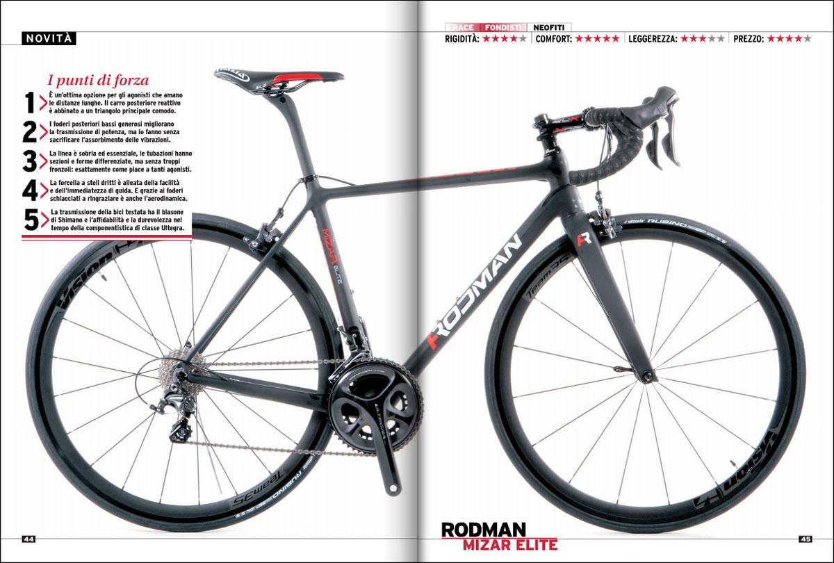 top performance bicicletta