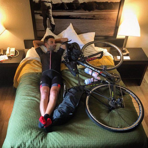 passione bicicletta da corsa