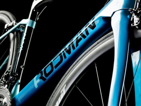 RODMAN ALYA, bicicletta in carbonio